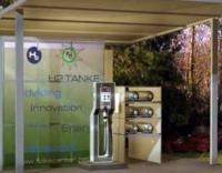 brint tankstation