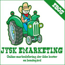 Jysk eMarketing – ebogen om online markedsføring