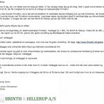Brinth Hillerup