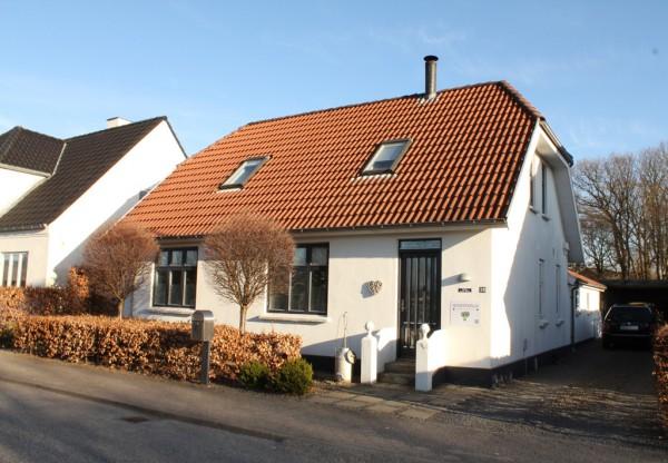 Hus salg i Kibæk