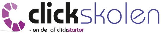 ClickSkolen - grundlæggende online markedsføring
