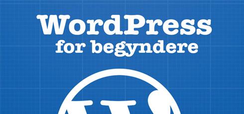 WordPress for begyndere (ebog)