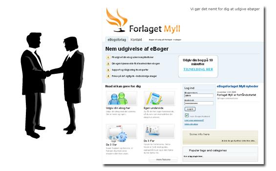 Projekt : Forlaget Myll