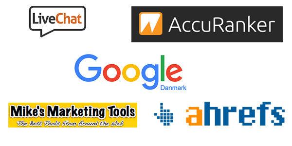 5 værktøjer jeg bruger i min online marketing